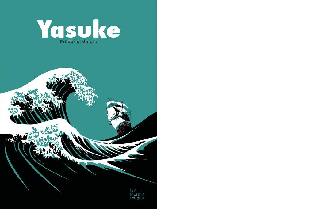 Editions Les Fourmis Rouges - Yasuke